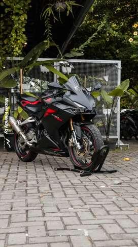 Honda CBR250RR ABS 2016 Black FP Bisa Tukar Tambah (TT)