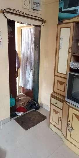 1 Room kitchen flat in mahada