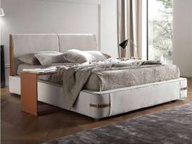 Luxury Low Profile Upholstery Bed.