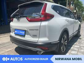 [OLX Autos] CRV / CR-V 2019 Turbo Prestige 1.5 AT Putih #Nirwana Mobil