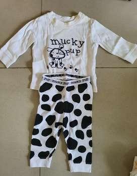 Baju baby 6 bulan