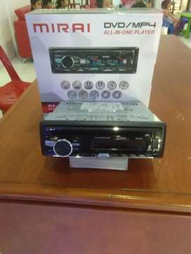 Dvd Player Single Disc All In One