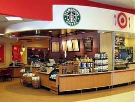 Store Manager - Leading Cafe Shop