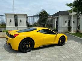 Ferrari 458 ATPM 2014 (PEMAKAI) italia f430 gallardo huracan