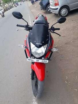 My Honda stunner bike urgently sale,pric- 33000