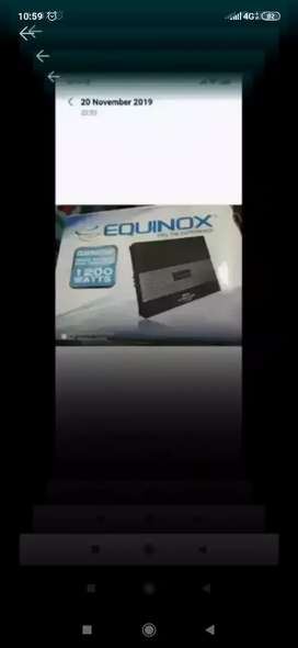 Power equinox 4 canel ( Megah top )