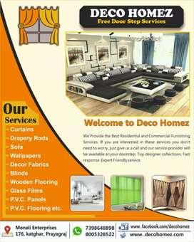 Deco Homez Furnishings