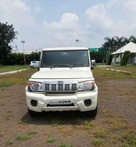 Mahindra Bolero ZLX BS III, 2016, Diesel
