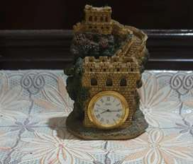 clock decoration for table