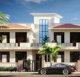 3 bhk luxurious villa in gandhipath west, Vaishali Nagar jaipur