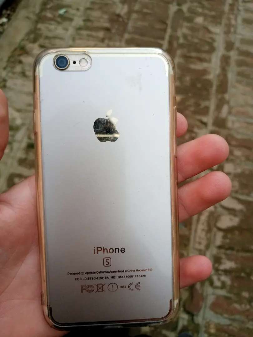 Iphone 6 Space 32 gb 0