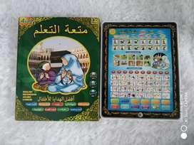 Mainan Anak Play Pad Muslim 4 Bahasa
