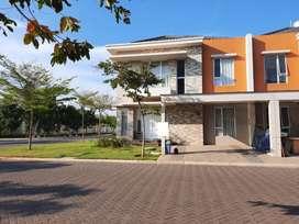 Rumah Hook Fully Furnished di Sedayu City Kelapa Gading