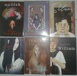 novel risa saraswati bebas pilih 25 rb