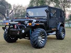 Modified open Jeeps Modified Gypsy modified Thar Modified AC jeeps