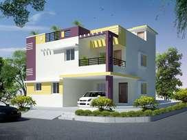 Thiruninravur - 2bhk villas - Luxuary villa