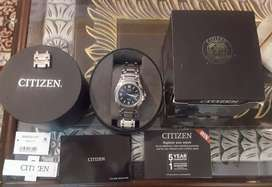 Citizen Eco Drive Model BM6060-57F