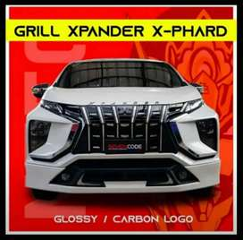 Grill Xpander model Alphard X-Phard New