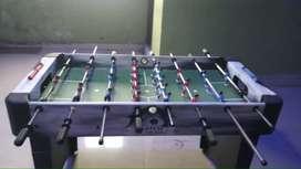 Rarely used foosball table