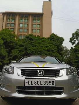 Honda Accord 2.4 Manual, 2011, Petrol
