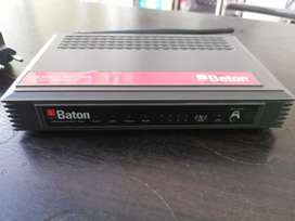 I Want to Sell IBall Baton 150M Wireless N ADSL2+ Router Only 600/-