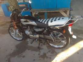 I sell my bike good condition