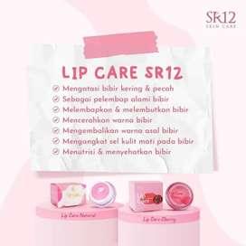 Lip care SR12 / pelembab bibir /pencerah bibir / bibir pecah-pecah