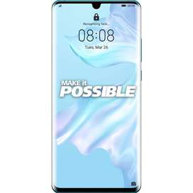 Huawei P30 Pro (Breathing Crystal, 8GB RAM, 256GB Storage) 40+20+8MP L