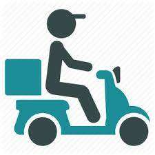 * field job for parcel delivery/courier boy /delivery boy