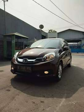 DiJual Mobilio E Manual 2015 KM low 30ribu Service Record