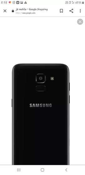 Samsung j6  5000