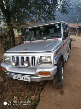 Mahindra Bolero Power Plus 2001