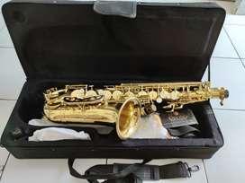 Jual saxophone mendini cecilio Medan