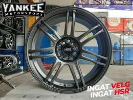Velg Mobil Xpander, Celica, Altis New R18 Model BOON HSR Wheel