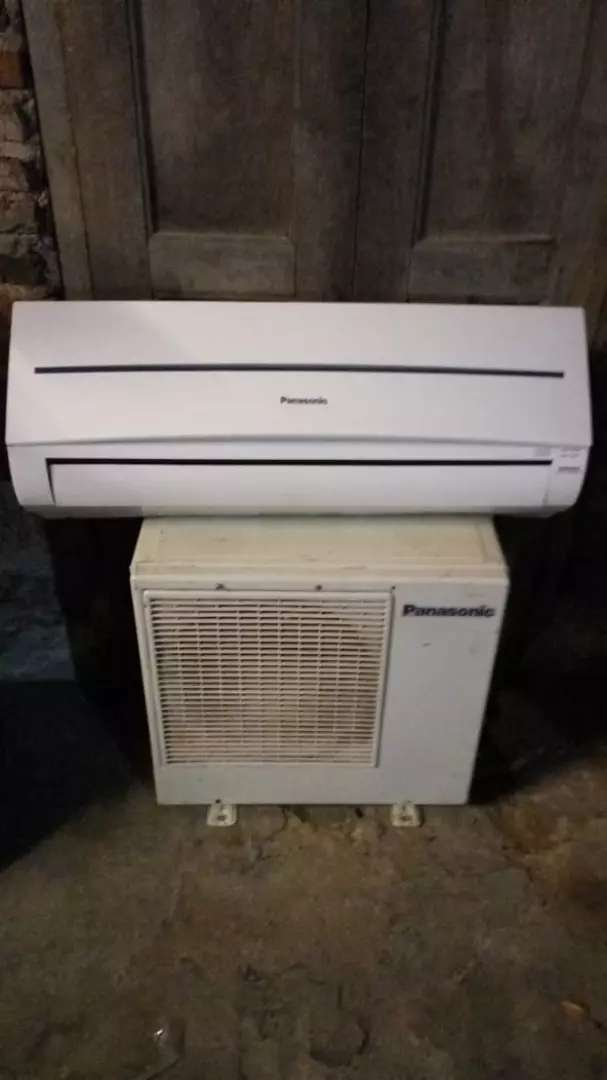 AC panasonic 1/2pk istimewa 0