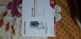 Hikvision self recording 2 mp camera