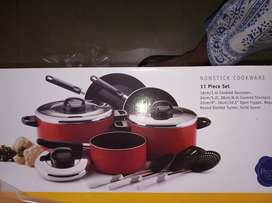 Imported nonstick cookware
