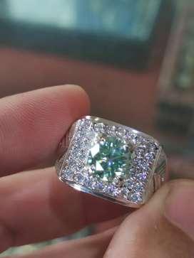 Simulant diamond 2ct