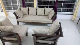 Sofa, table and Wardrobes