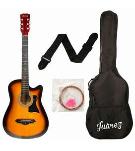 Used Left handed Acoustic Guitar