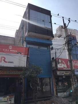 G+2 Shop in Mansarovar