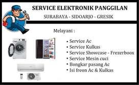 Service Mesin cuci Ac Kulkas | Bongkar pasang Ac | Kompor tanam