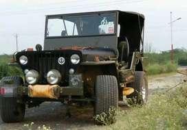 Stylish modified Jeep new design