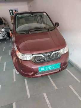 Mahindra e2o plus 2021 Electric 4400 Km Driven