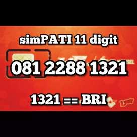 Nomor cantik berkualitas Telkomsel simPATI 11 digit Combo Sakti 2288