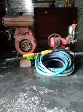 Alat cuci motor