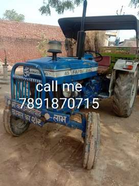 Tractor Selling the