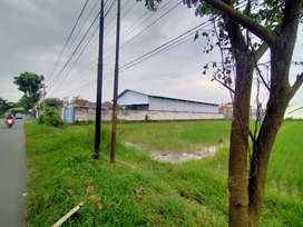 Tanah Gudang kering 2080Ld 24m Ngabeyan kartasura dekat pintu tol solo