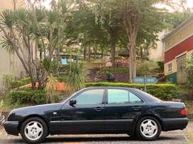 Mercedez Benz 230E Classic Manual 96 Istimewa