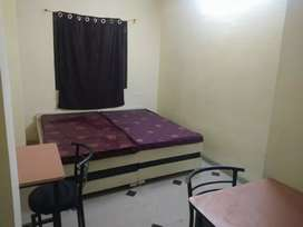 Room and hostel available on rent for boys and girls